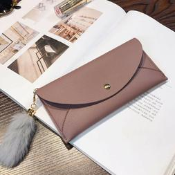 1PCS Purse Long Section Ultra-Thin Simple Personality Clutch