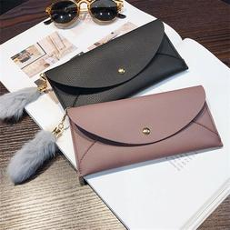 1PCS Purse Long Section Ultra-Thin Simple Personality Wallet