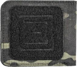 5.11 Tactical Camo Nylon Bifold Wallet w/Card Pockets, Style