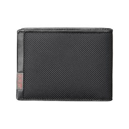 Tumi Alpha Double Billfold Black - Tumi Men's Wallets