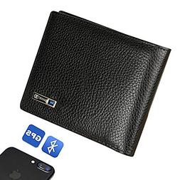 Smart LB Smart Anti-Lost Wallet with Alarm, Bluetooth, Posit