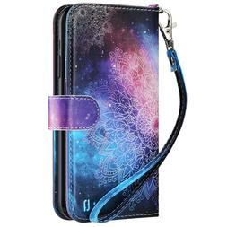 for Apple iPhone XR Wallet Case Cover 360 Protection Defende