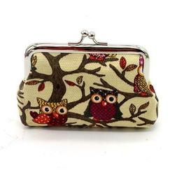 Bags for women coin purse wallets Lovely Style  Small  Hasp