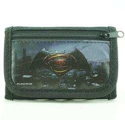 Batman V Superman Kids Wallet for Boys Toddlers Superheroes
