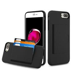 Black Book Style MyJacket Card Wallet Protector Cover Case f