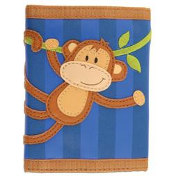 Stephen Joseph Boy Monkey Wallet by Stephen Joseph
