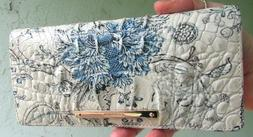 brahmin ady blue jay toile floral print