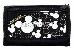 Brand New Disney Mickey Mouse Wallet Tri Fold Kids Licensed
