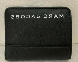 Brand New with Tags Marc Jacobs Branded Mini Wallet $120 Bla