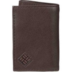 Columbia Built In RFID-Blocking Shield Trifold Wallet