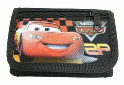 Disney Cars wallet Black Children Boys Girls Wallet Kids Car