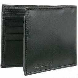 Your Choice Alpine Swiss Mens Leather Wallets Money Clips Ca