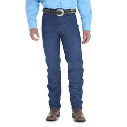 Wrangler Men's Cowboy Cut Original Fit Jean, Prewashed Indig