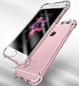 Crystal Clear iPhone 8 Plus Case/iPhone 7 Plus Case, Full Bo