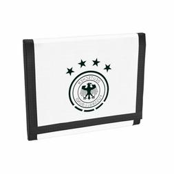 Adidas DFB Wallet/Purse White Black Cf4936 Design 2018