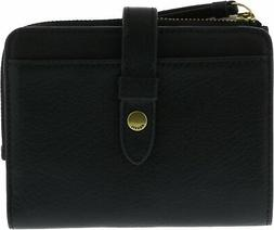 Fossil Fiona Multifunction Leather Wallet