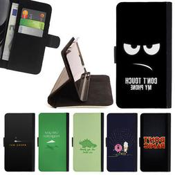 FUNNY MESSAGE WALLET CASE COVER FOR LG G5