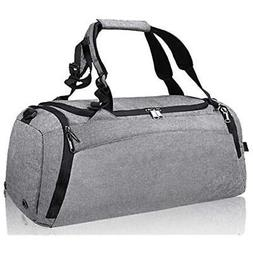 Gym Duffle Bag Waterproof Travel Weekender Bag for Men Women