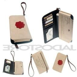 Harry potter Phone Wallet Case for Women with ID Credit Card
