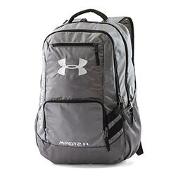 Under Armour® Hustle Graphite Backpack