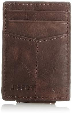 Fossil Ingram Magnetic Multicard Wallet Ml3235200 Wallet