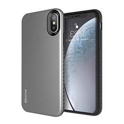 iPhone XR Case  Rugged Dual Layer Protection with Matte Fini
