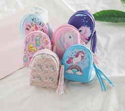 Kids Purses Coin Women Wallets Small Card Holder Bags For Gi
