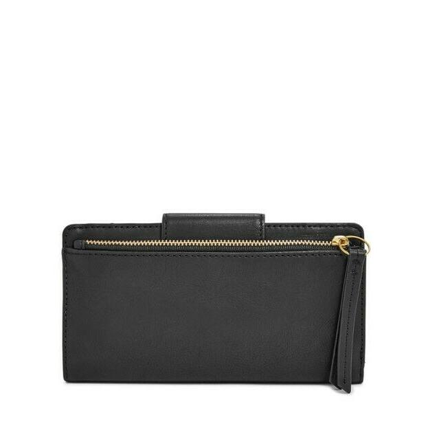 FOSSIL Leather Clutch