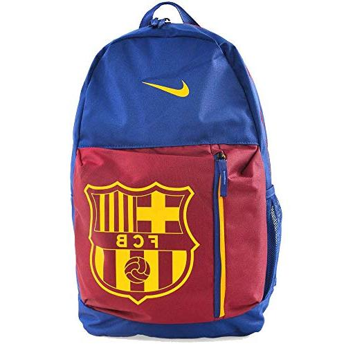 backpack stadium fc barcelona junior blue one