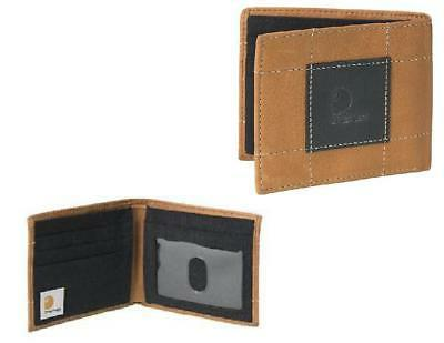 CARHARTT Bifold ID WALLET Grain NEW