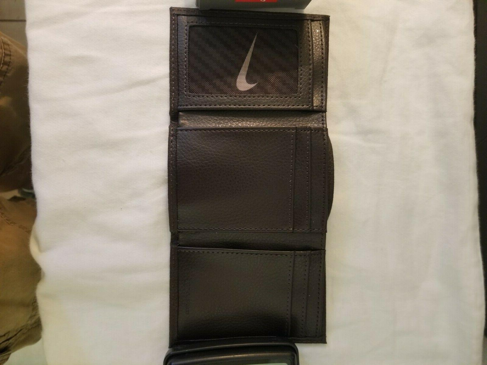 Nike brand Trifold Wallet