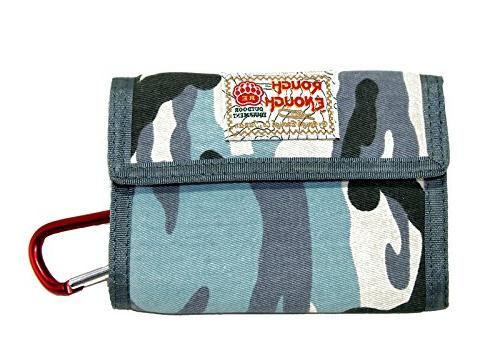 canvas classic casual wallet purse