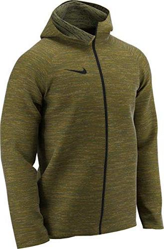 dri fit men s full zip training
