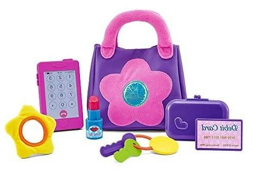 Fun Cellphone Keys Pretend Safe Toddlers Gift