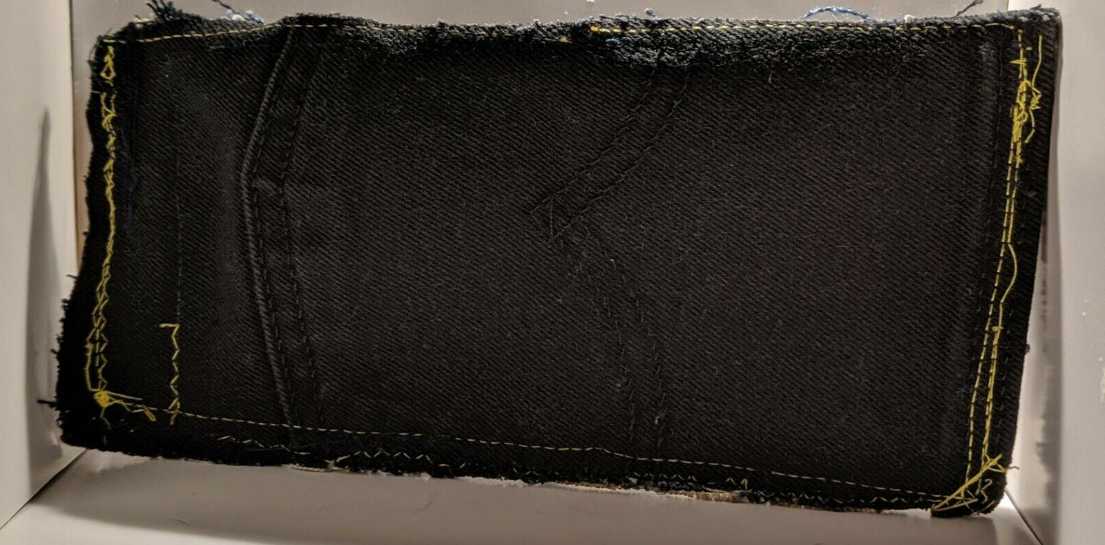 handmade levi s jean wallets made from