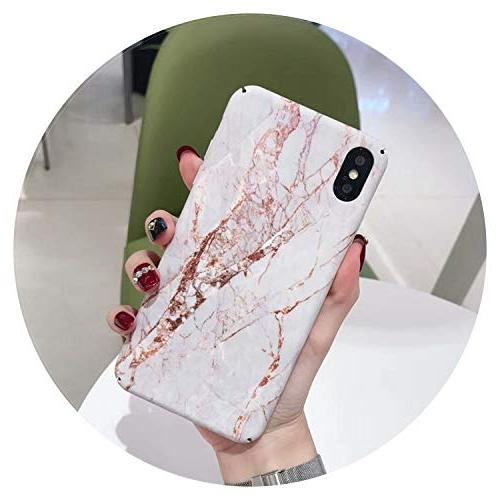 hard marble pattern phone case
