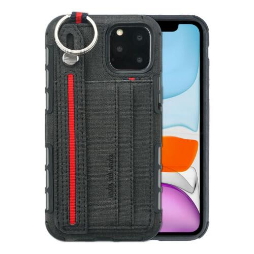 For iPhone Max Leather Wallet Case