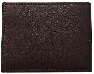 Kids Small Thin Bifold Brown Very Cute Wallet Gift
