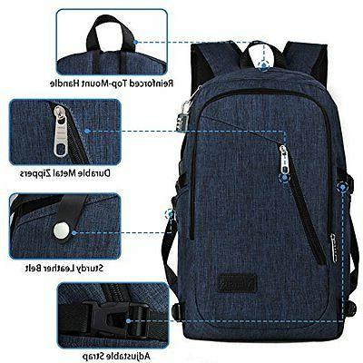 Laptop Bag With USB