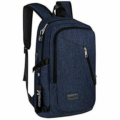 laptop notebook bag backpack with usb charging