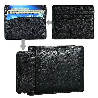 Banuce for Men Extra Capacity Money Purse with ID...