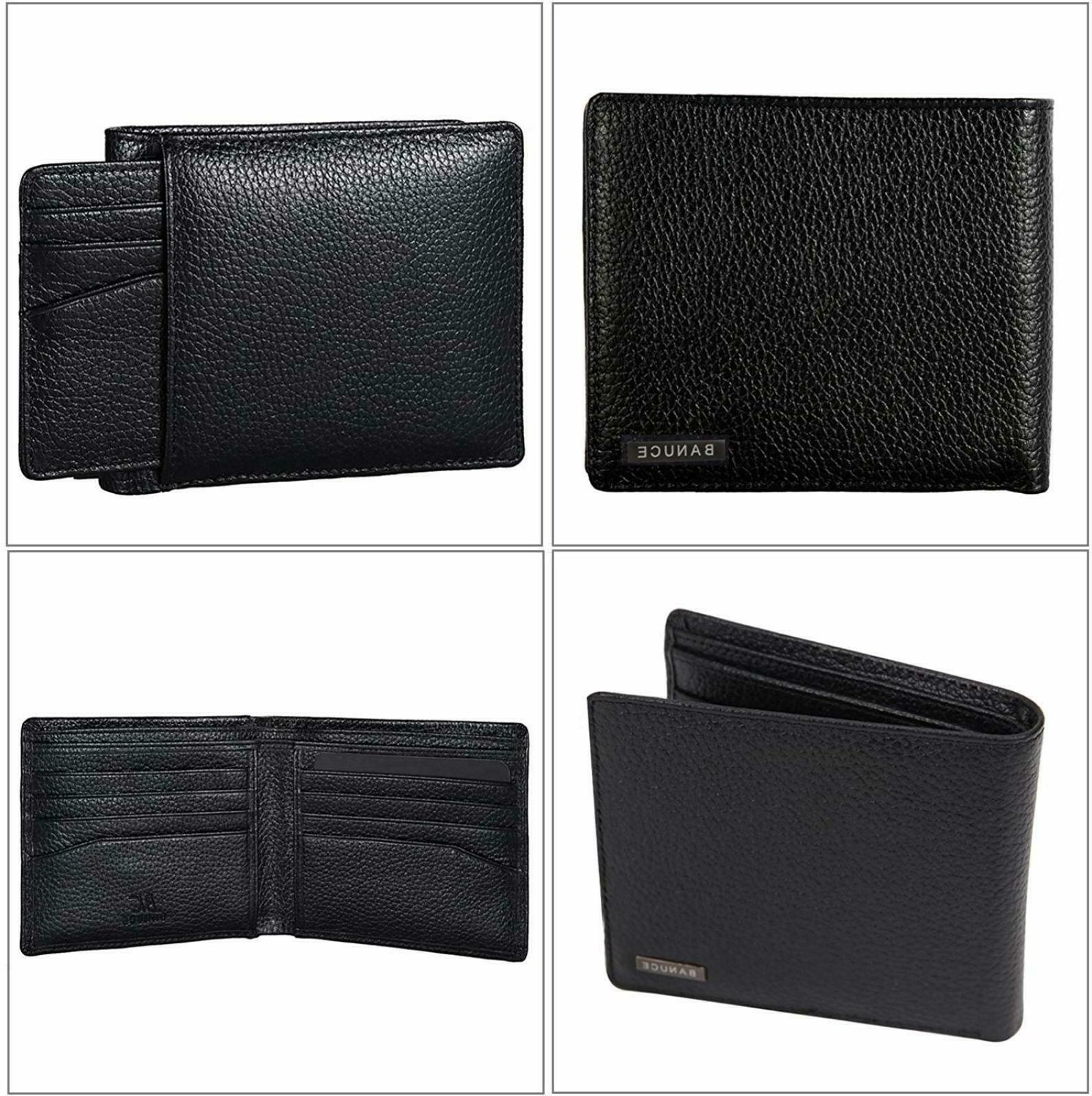 for Men Purse ID Card Holder