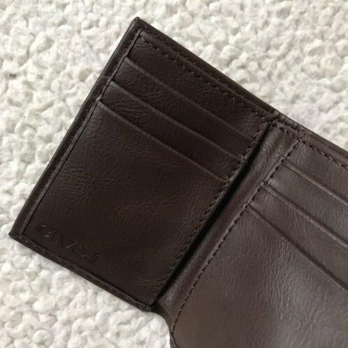 Levi's Security Blocking Trifold Wallet