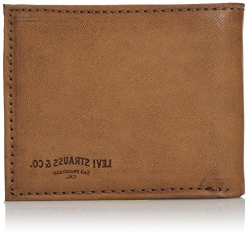 levi s men s rfid blocking extra