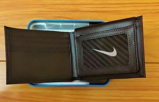 Nike Golf Bifold Passcase Pebble $36
