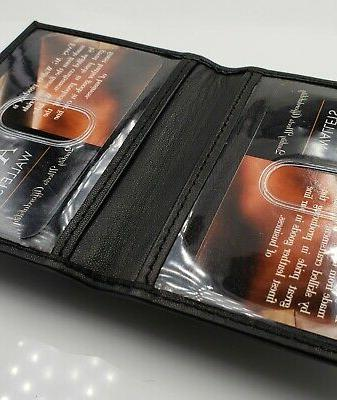 AG Wallets Mens Cow
