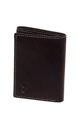 Timberland Men's Cloudy Leather Wallet