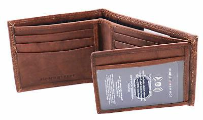 Tommy Hilfiger Capacity Wallet Tan