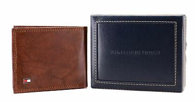 Tommy Men's Capacity Wallet Tan