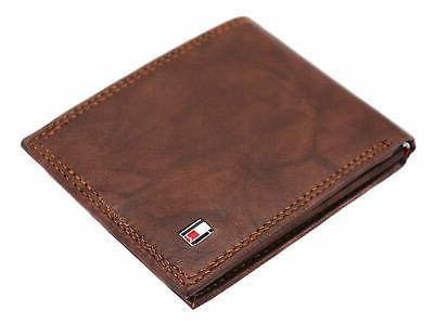 Tommy Men's Extra Capacity RFID Wallet 31TL240006